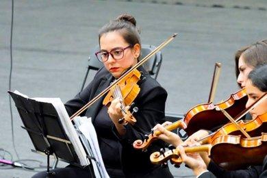 Concierto de la Orquesta Filarmónica de Xalapa