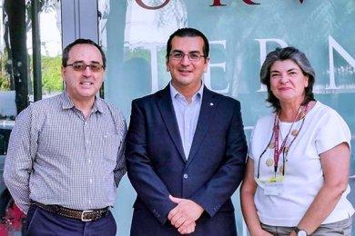 Firma de Convenio de Colaboración con la Universidad Rovira i Virgili, España