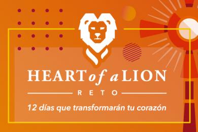Reto Heart of a Lion: Doceava Actividad
