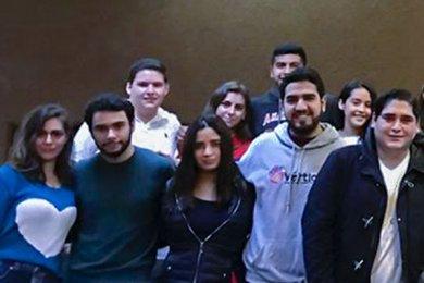 Reunión de Sociedades de Alumnos