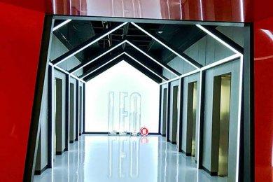 Visitas a la Agencia Leo Burnett y Palacio de Hierro