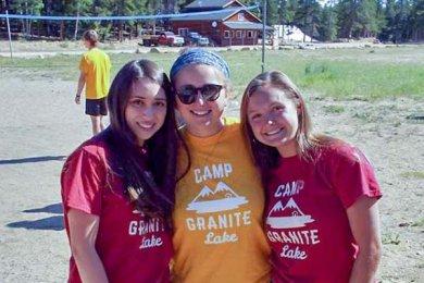 Alumna de Administración y Dirección de Empresas en los Campamentos de Verano 2019