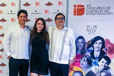 XIV Concurso de Carteles de Investigación en Mérida