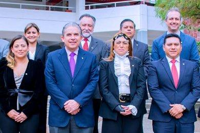 Instauración del Consejo Consultivo de la Escuela de Finanzas y Contaduría