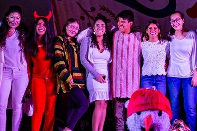 Posada 2019: Entren Santos Peregrinos