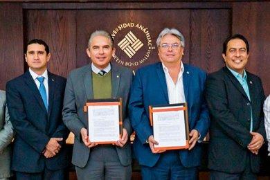Renovación del Convenio con COPARMEX Xalapa