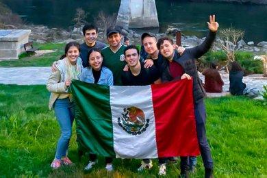 Alumnos de Derecho de Intercambio en España