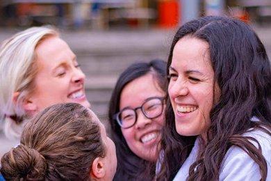 Despedida de Alumnas Visitantes de Nebraska