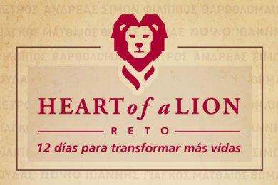 Reto Heart of a Lion: Séptima Actividad