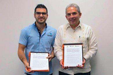 Convenio con KROM Aduanal y KROM Logística