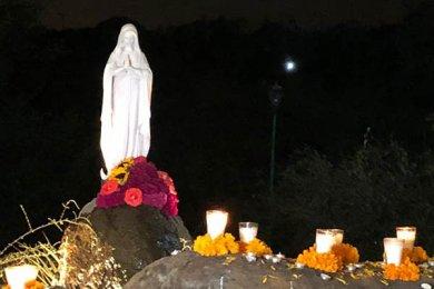 FESAL y Gaudium a los Pies de la Virgen