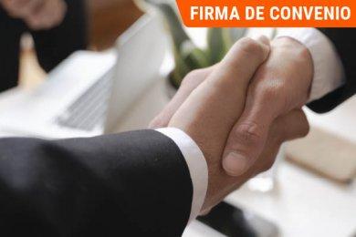 Firma de Convenio con IUCAAAREM