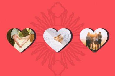 Celebremos al Amor de los Amores