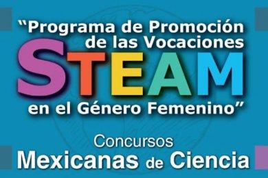 Tercer Lugar en Concurso Mexicanas de Ciencia