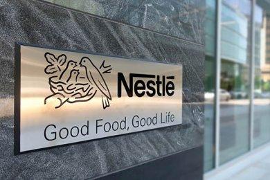 Firma de Convenio con Nestlé