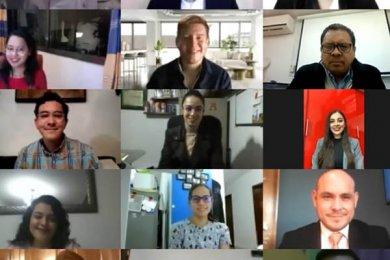 Primer Clausura Virtual de Diplomados 2021