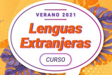 Lenguas Extranjeras Verano 2021