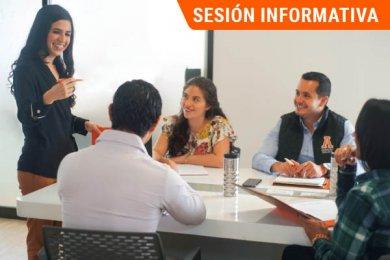 Sesión Informativa Online: Maestría en Educación