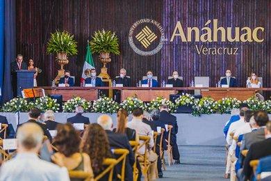 Inauguración del campus Córdoba-Orizaba