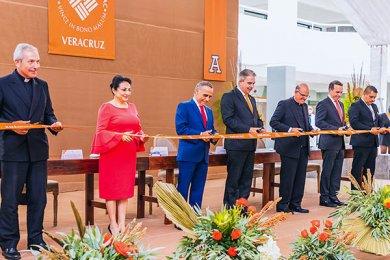 Anáhuac Campus Xalapa Inaugura Edificio