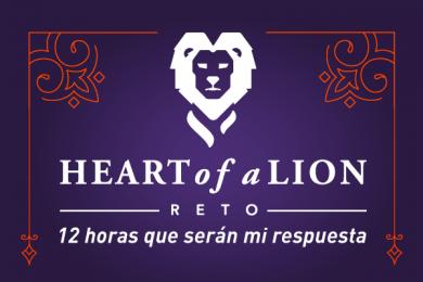 Reto Heart of a Lion: Reino de Dios